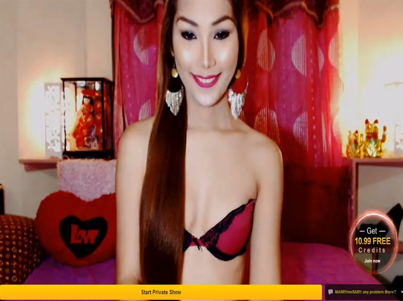At MyTrannyCams.com There is Plenty To Choose From