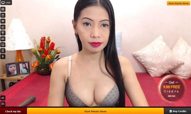 Stunning Asian cam girl models for the camera on LiveJasmin.com