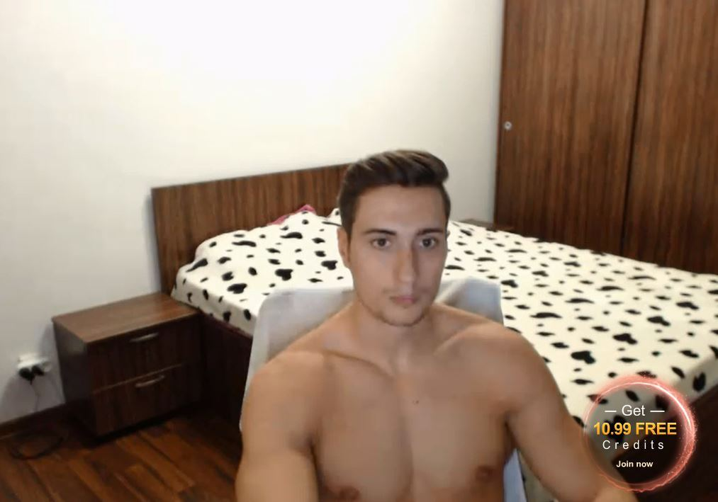 Hot Men Are Waiting to Chat with You