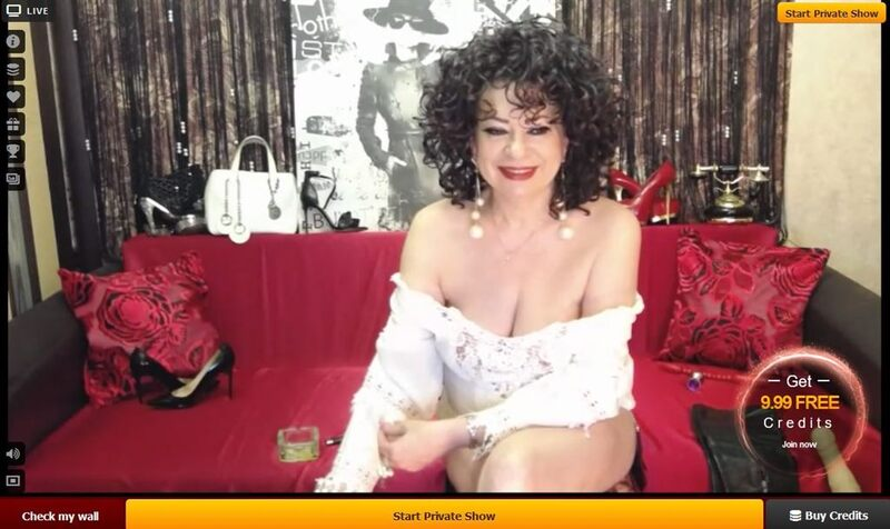 Try a little mature xxx chat on LiveJasmin if you dare!