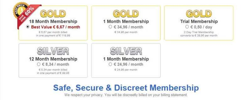 Multiple membership options provides access to all.