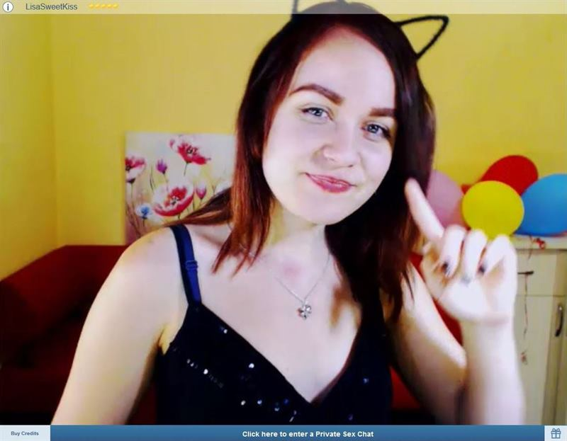 ImLive cute cam girl waiting for you to do as you're told