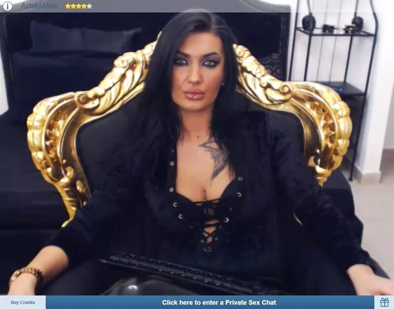 Sexy cam mistress on ImLive