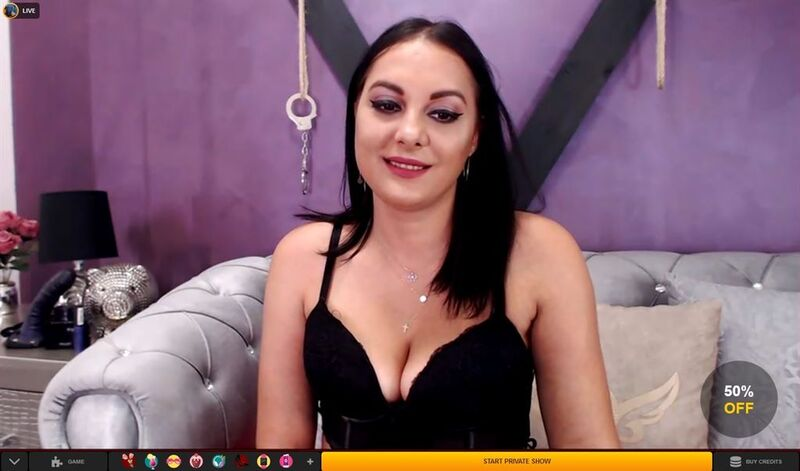 Cute submissive cam girl on LiveJasmin