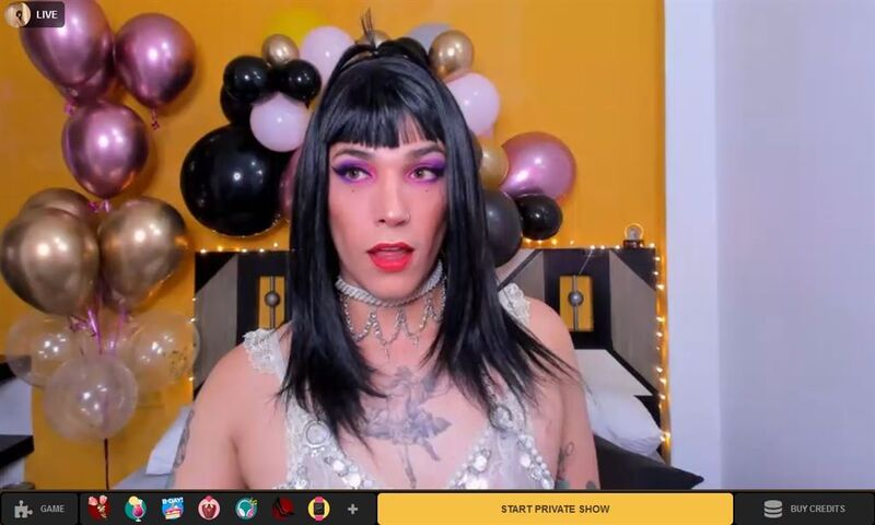 MyTrannyCams accepts prepaid cards to purchase site currency