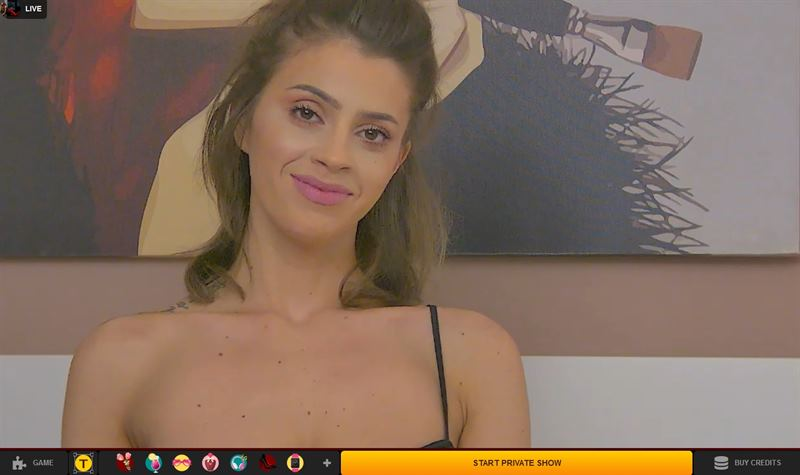 LiveJasmin features live video chat sessions as an alternative cam platform to Zoom